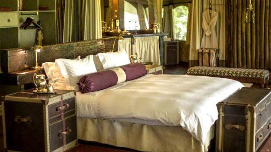 Image of bedroom at Great Plains Mara Plains