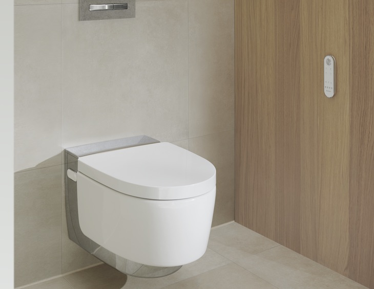 image of shower toilet from Geberit