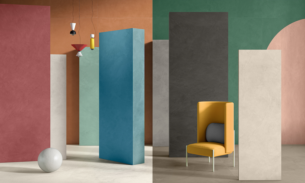 Image caption: The Prism Collection is available in 13 different colours. | Image credit: Atlas Concorde