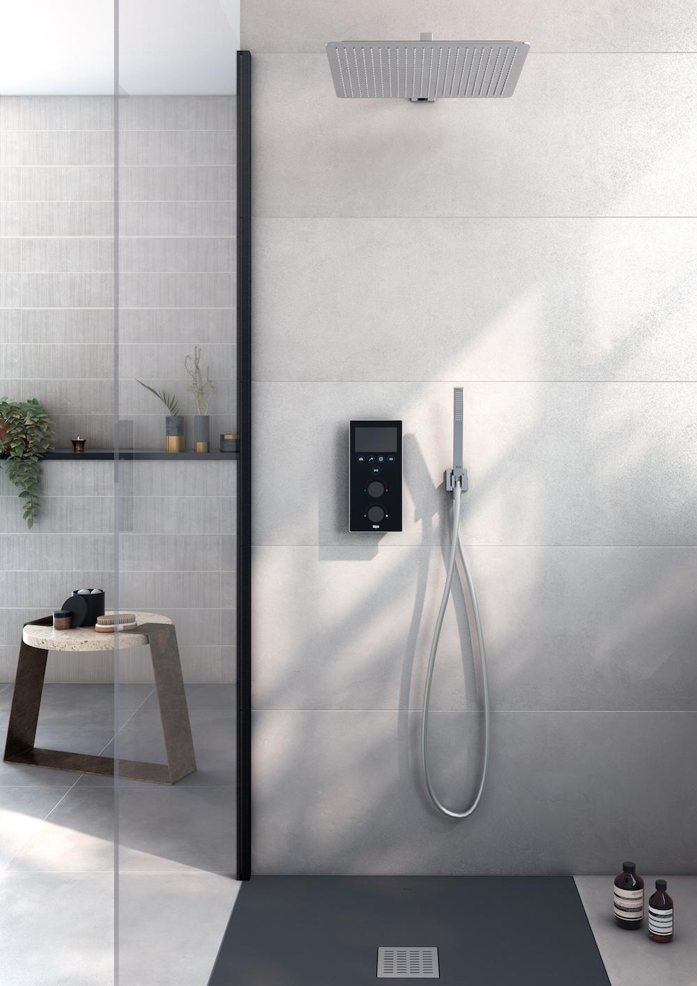 Smart Shower from Roca