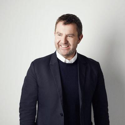 Simon Rawlings, Creative Director, David Collins Studio