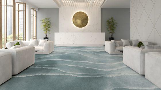 TSAR Retreat Collection—Shoreline Axminster Carpet