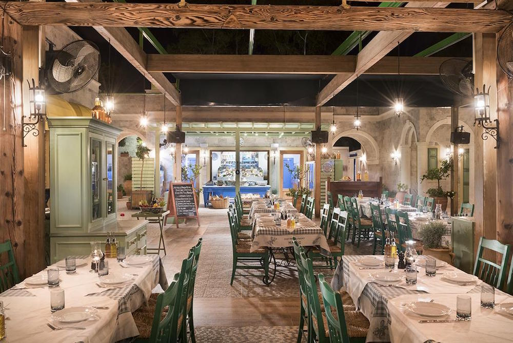 A rustic, chic dining experience at D-Maris