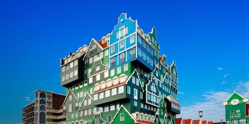 Image credit: Inntel Zaandam Amsterdam
