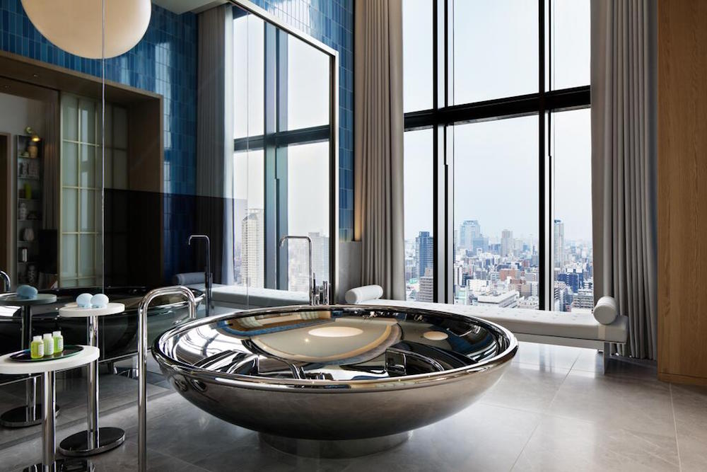 The EWOW suite in W Osaka