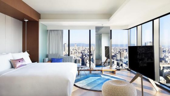 Image of W Osaka guestroom
