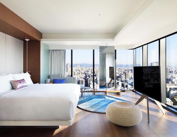 Image of W Osaka guestroom