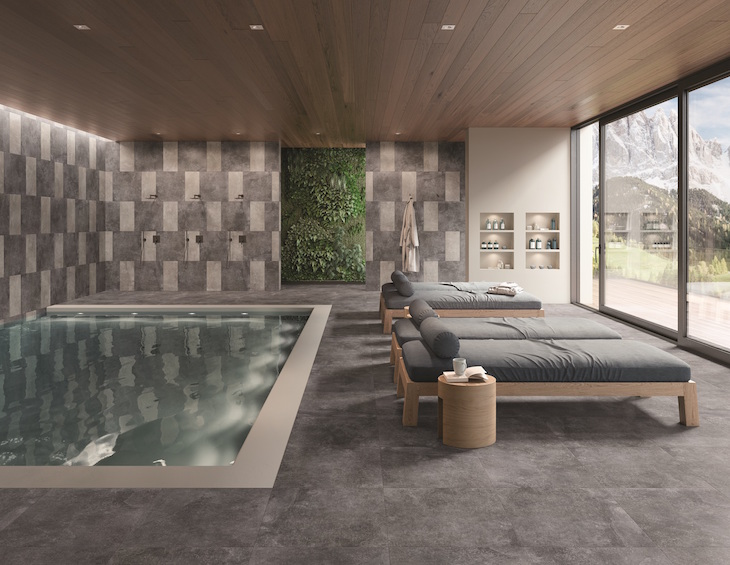 The Fashion Stone collection makes a powerful statement with its sheer simplicity. Packed full of sass and contemporary style, this is the ideal tile choice for creating a minimalist look and feel.