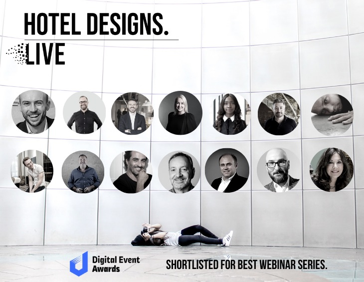 Main image Hotel Designs LIVE