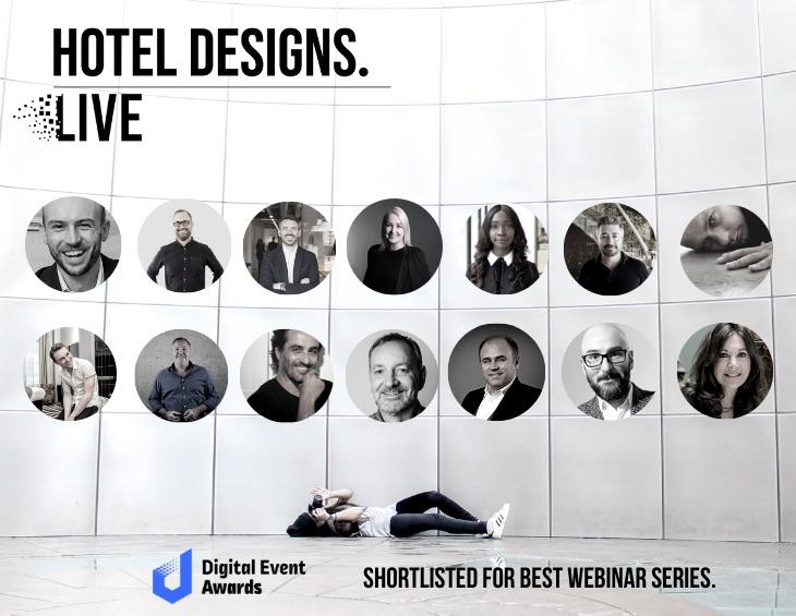Main image Hotel Designs LIVE