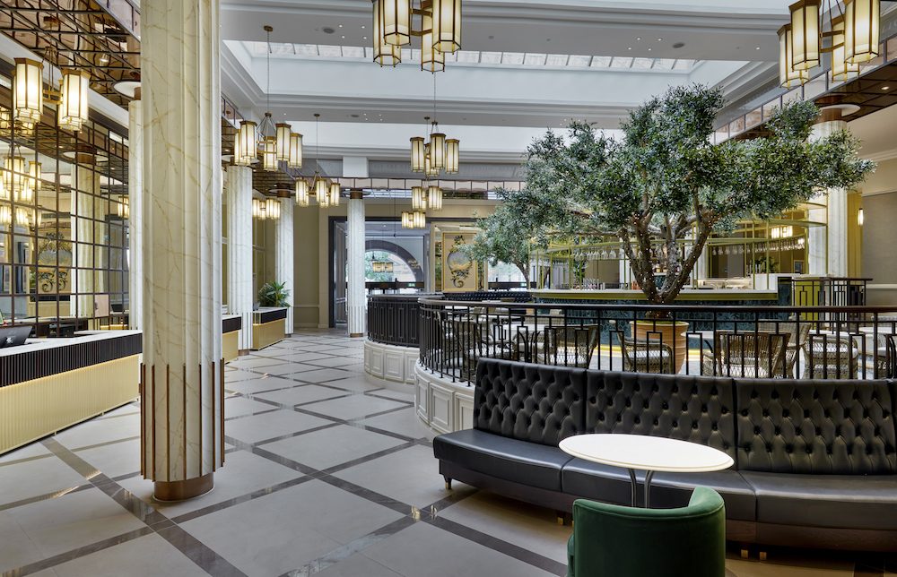 The Midland Lobby