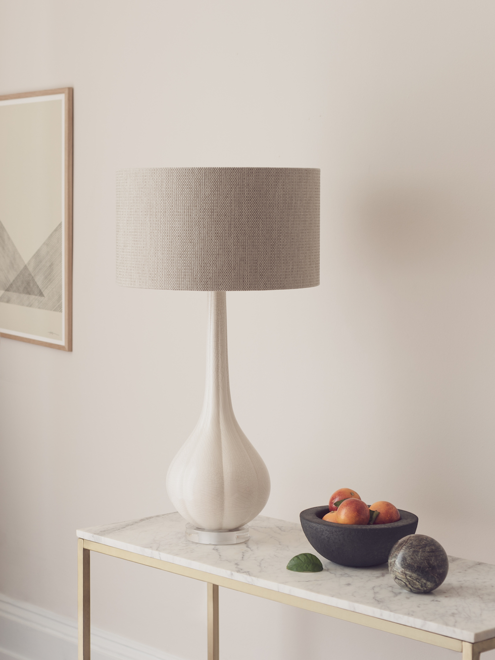 02. Heathfield & Co Elenor Table Lamp