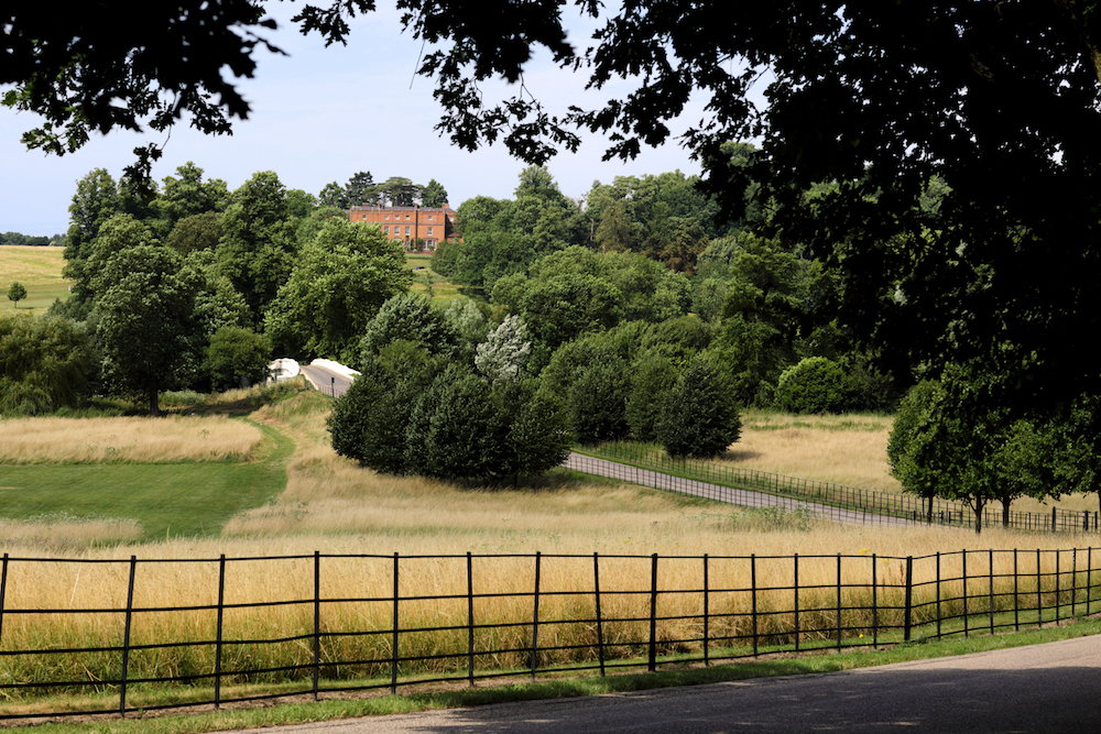 Image caption: The Grove is set in 300 acres of Hertfordshire countryside. | Image credit: The Grove, Hertfordshire