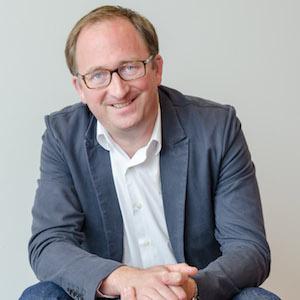 Damien Perrot, Global Senior Vice President Design, Accor