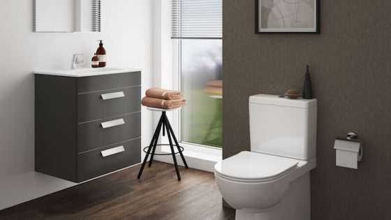 Debba_Comfort-height_Rimless_Close-coupled WC