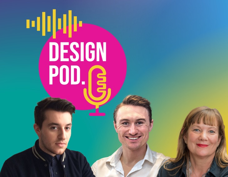 DESIGN POD EP4 with Jack Irving