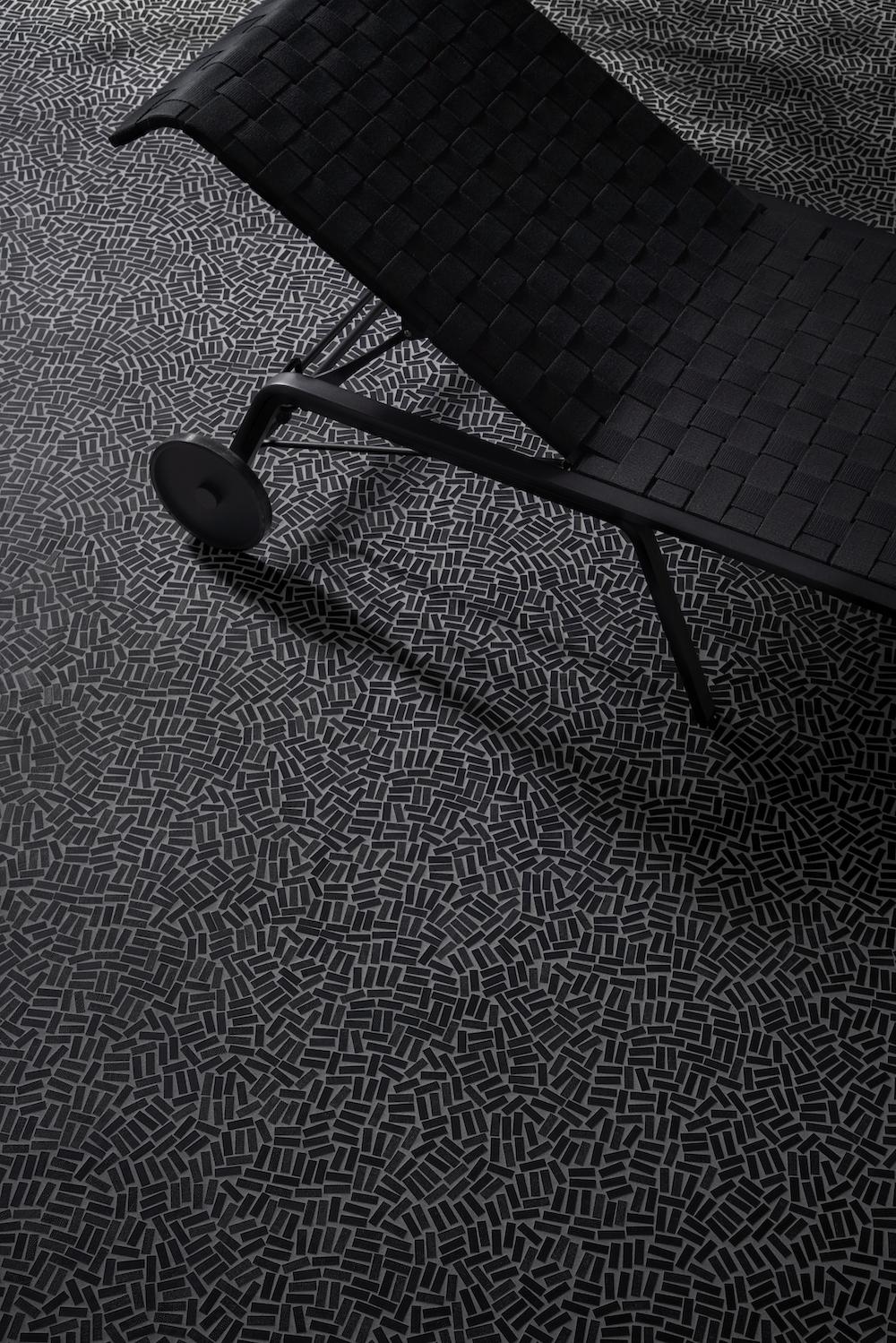 Image of dark flooring