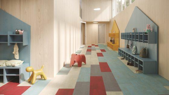 Granorte Recolour - a room full of colour