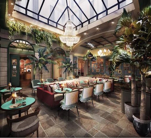 MAALOT ROMA, opening in July