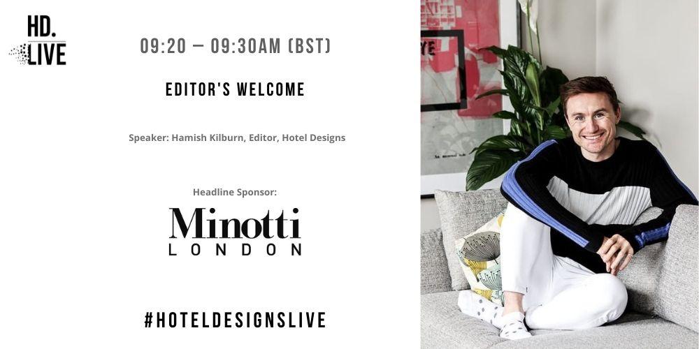 1st session Hotel Designs LIVE