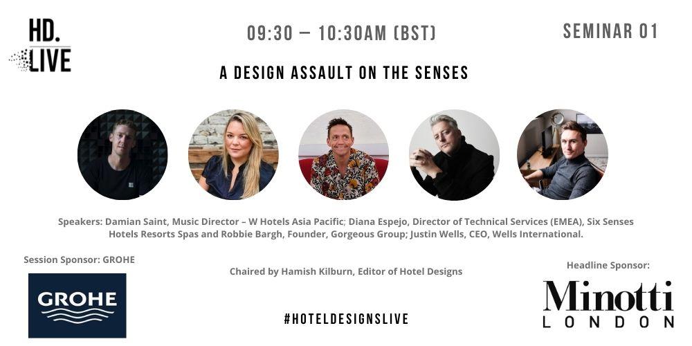 1st Session - Hotel Designs LIVE
