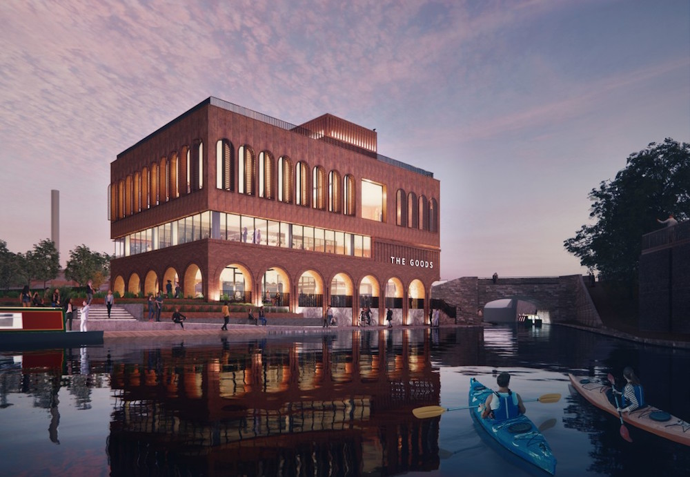 Image caption: James and his team at Jestico + Whiles are currently working on designing The Island Quarter, a £650m mixed-use development in Nottingham that is set to become a new landmark for the city and the Midlands.