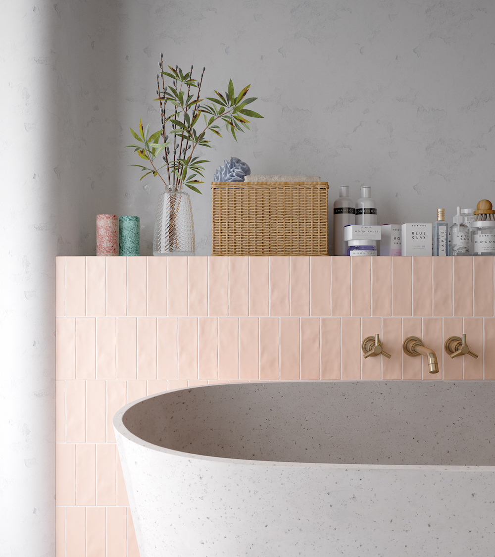 Image caption: Borgo by CTD Architecture Tiles