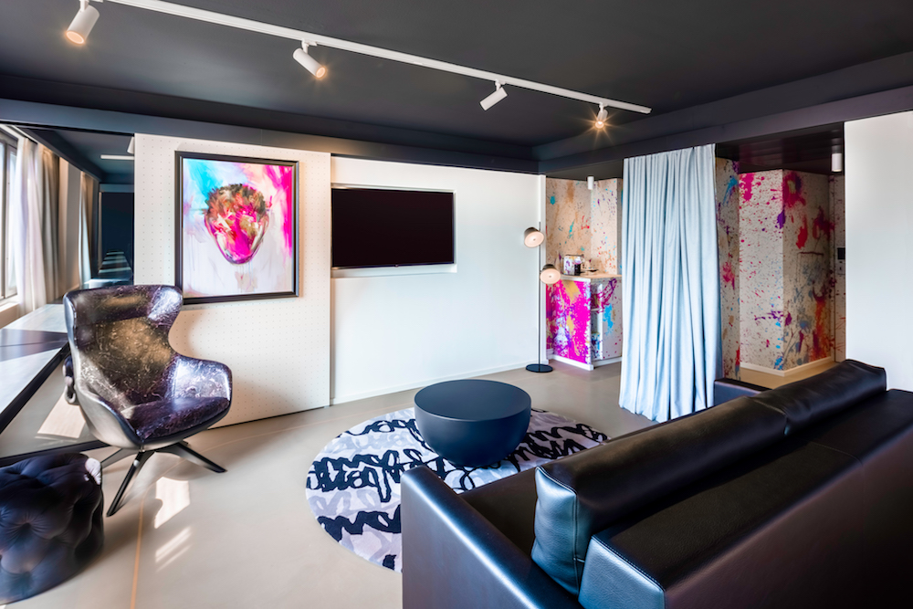 Modern Suite insight nhow Brussels