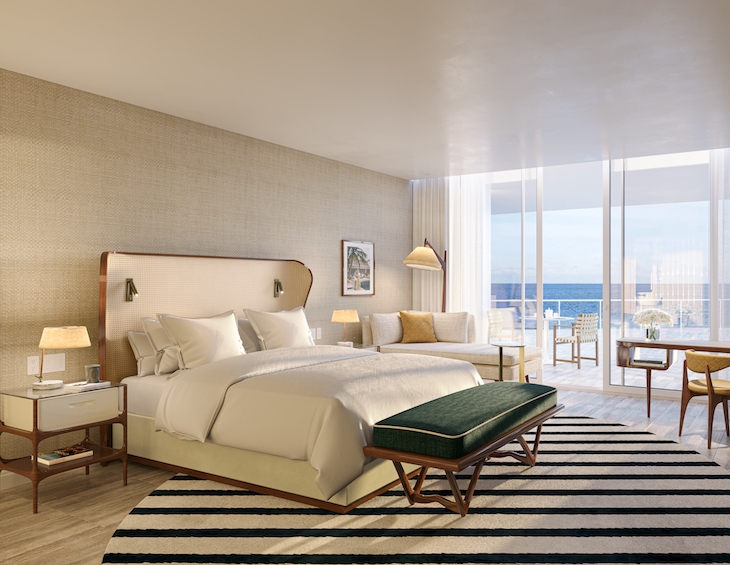 Four Seasons Forte Lauderdale, designed by Tara Bernerd