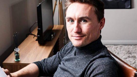 Hamish Kilburn, editor, Hotel Designs