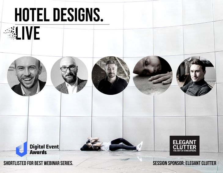 Hotel Designs LIVE - art outside the frame