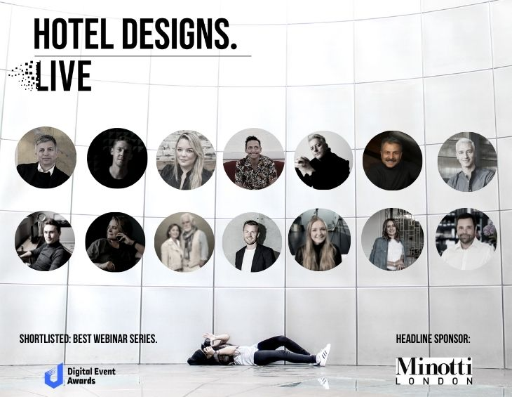 Hotel Designs LIVE - speakers