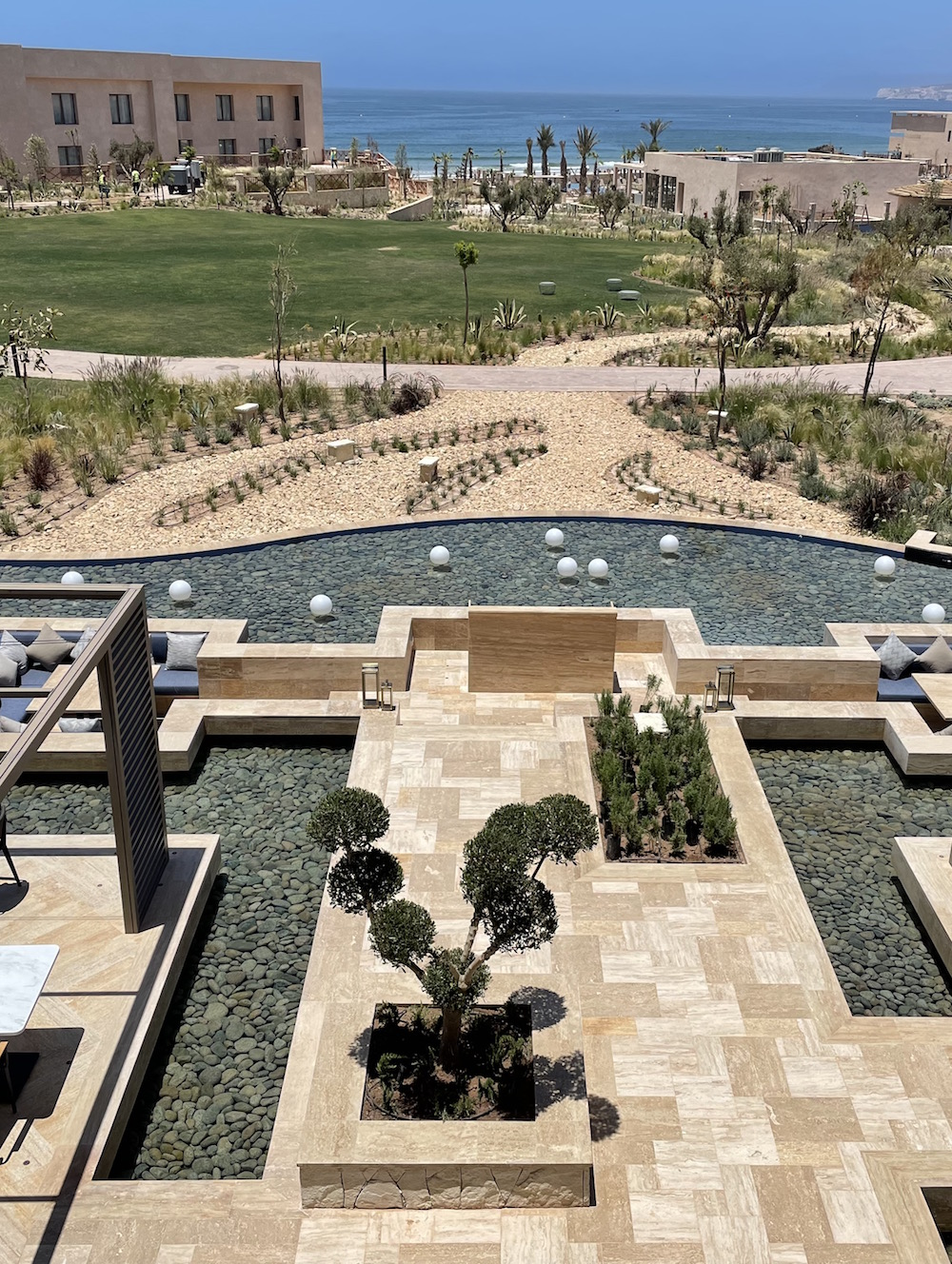 Fairmont Taghazout Bay, opening in July