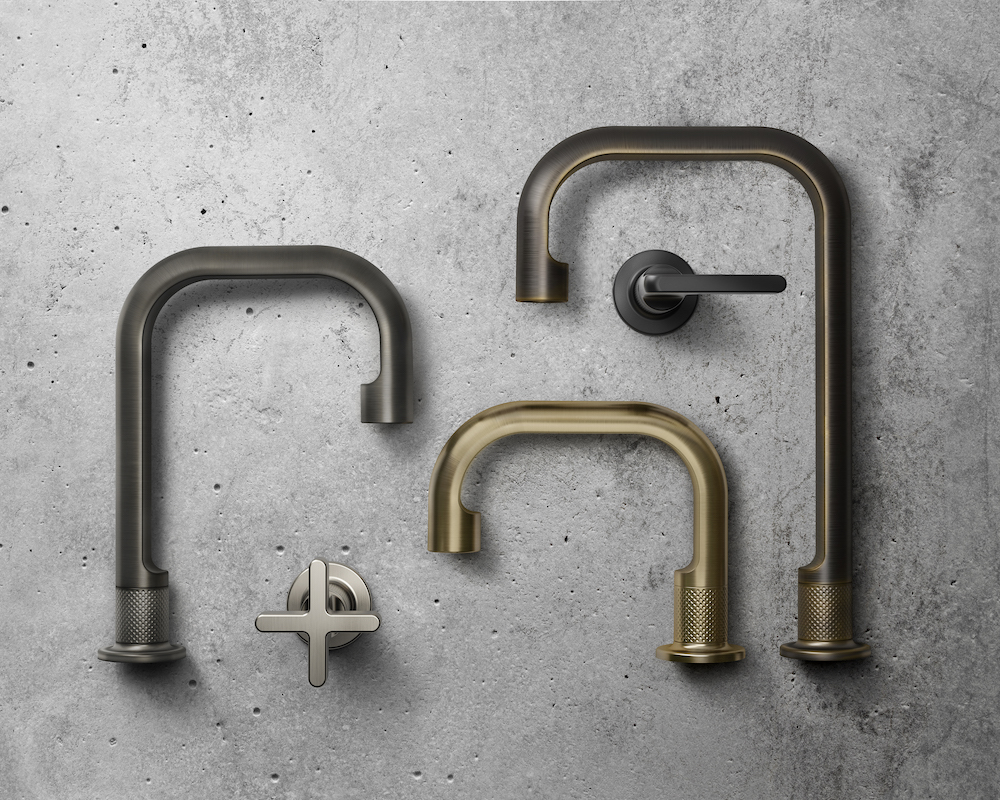 Taps from Gessi