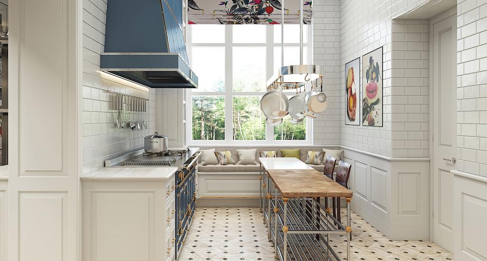 Image credit: RPW Design/Smallbone Kitchens