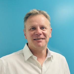 Matt Lane, Sales Director, Luqel