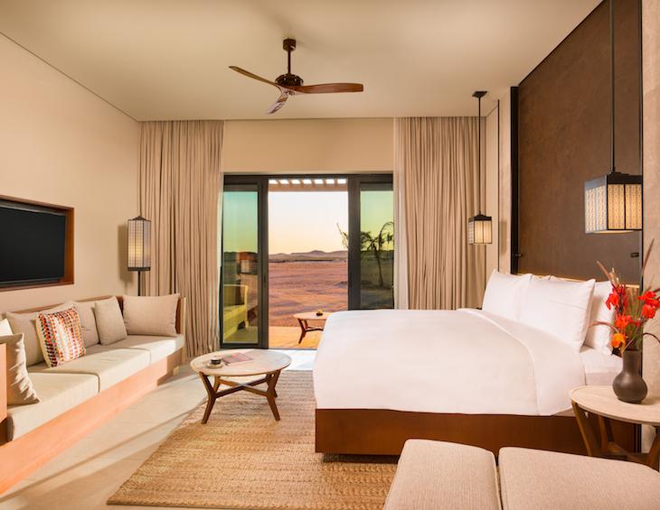 Hyatt Alila guestroom