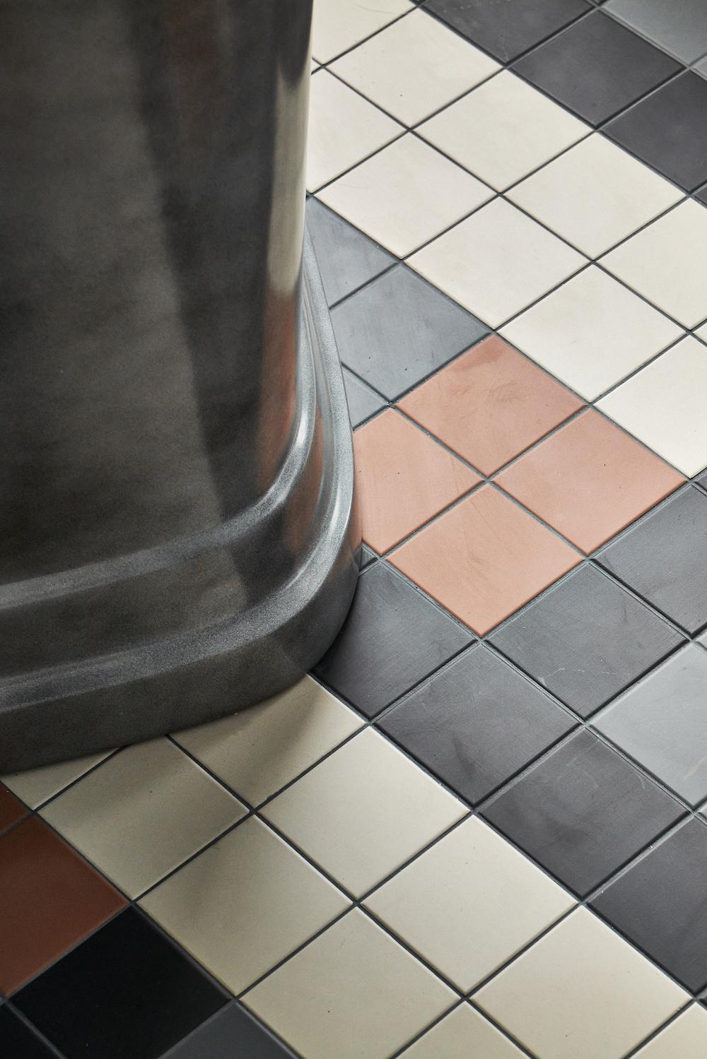 Bathroom floors - The Lost Poet