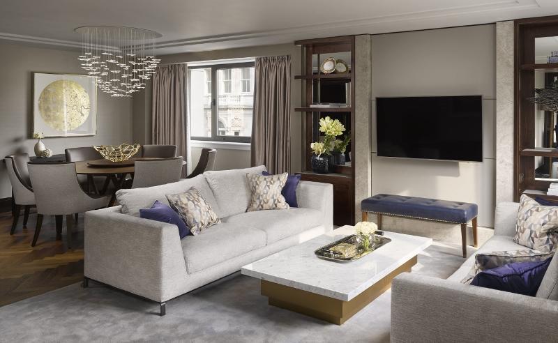 RPW Design designed The Capital Suite