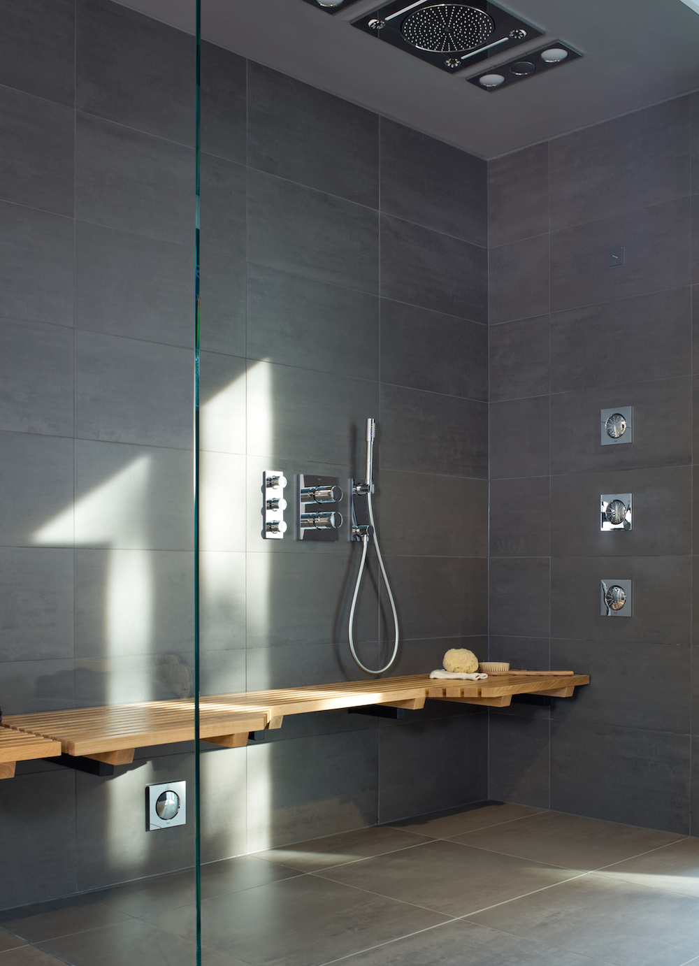 Image caption: GROHE F-Digital Deluxe