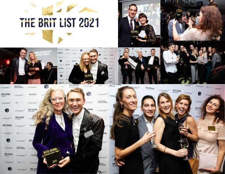 The Brit List Awards 2021