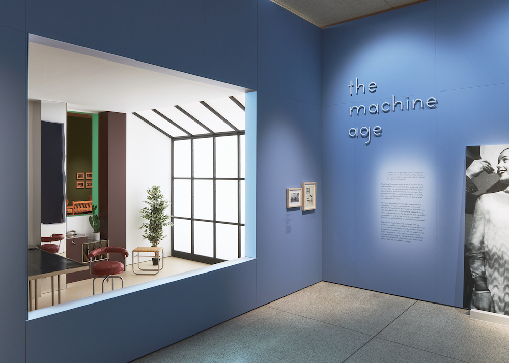The Design Museum's Charlotte Perriand exhibition in London
