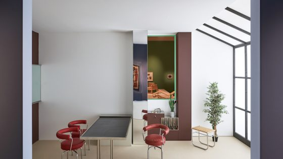 The Design Museum's Charlotte Perriand exhibition