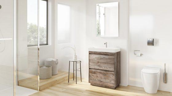 Crosswater Scnadi bathroom
