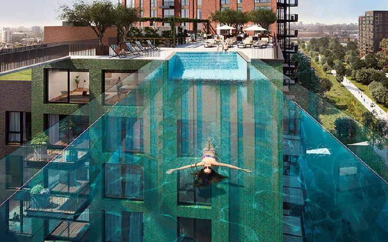 Sky Pool London