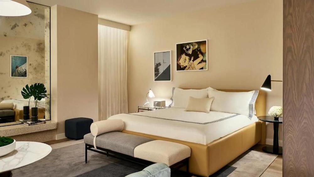 Render of luxury room