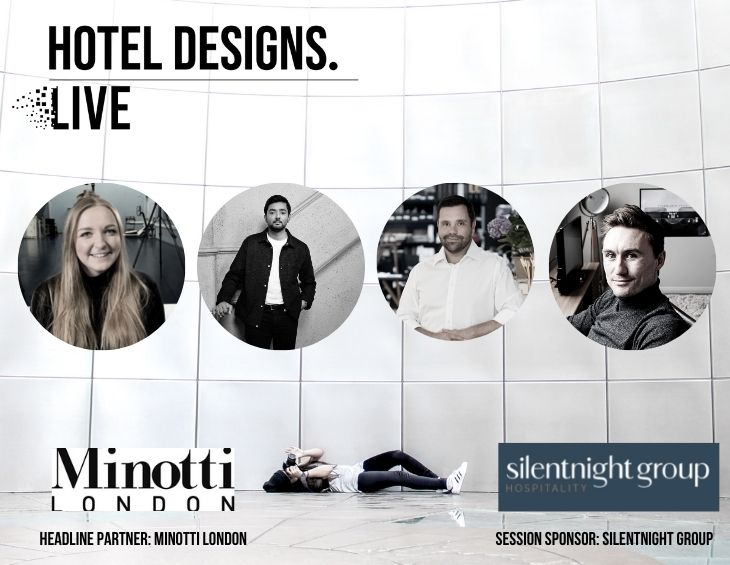 Hotel Designs LIVE - Session 2