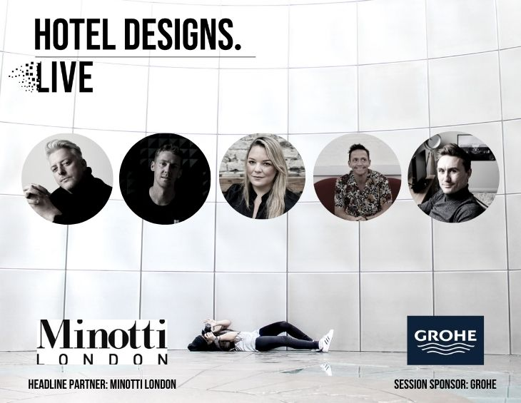 Hotel designs LIVE senses
