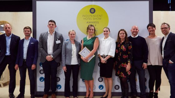 Independent Hotel Show Awards GM of the Future 2019