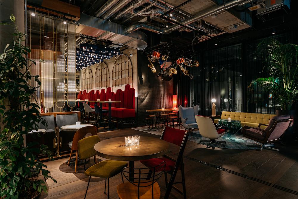 Bar at Ruby Ella